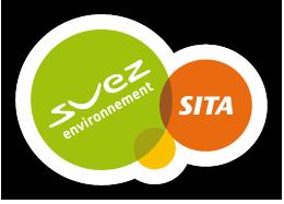 le logo de sita suez